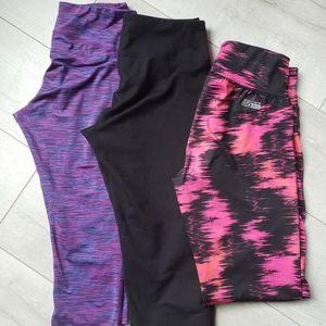 LOT of 3 leggings